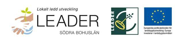 LEADER södra bohuslän loggo